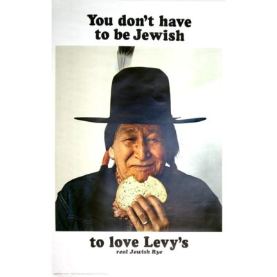 poster Levy's Rye - Indian