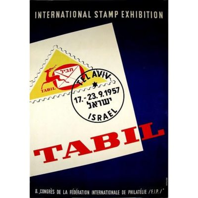 Post Office poster - Tabil