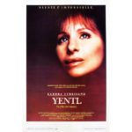 Italian movie poster - Barbra Streisand in Yentl
