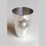 silver kiddush cup - Florence