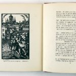 Yiddish Illustrated Weinstein Book