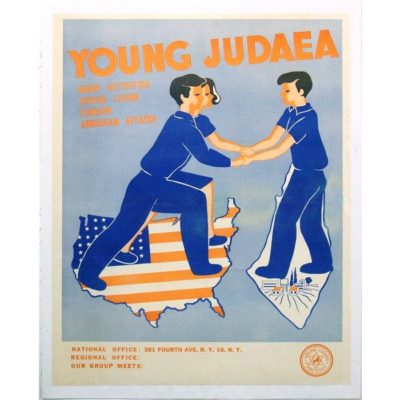 Young Judea poster