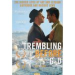 "movie poster ""trembling Before G-d"""