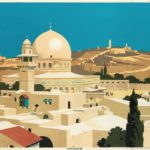 1929 Empire Marketing Board Poster for Jerusalem